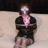 Hana Hoshino - Flight Attendant Bound and Gagged - Full Movie
