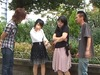 川崎的已婚女人Sasha-Yuuki捡起女孩