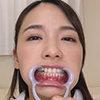 [Tooth fetish] I observed Ai Mukai's teeth!