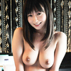 Beautiful young wife who is pleased with 28cm black huge cock of former boxing Japan champion