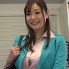 【クリスタル映像】長身ボインの営業OL熟女 #001