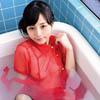 [HD] Kanase Kawase gets wet.