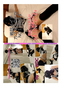 Combat maid ・ gas mask girl NO1 ~ NO3