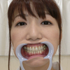 [Tooth fetish] I observed Ayano Kato's teeth!