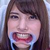 【Tooth fetish】 I saw Mr. Asami Sena's teeth!