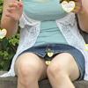 Denim Skirt Older Sister Face-to-face Underwear Voyeur