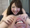 ③ 【F / M】 Miyu-chan and M man are hot underwear tickling