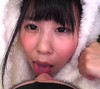 ⑤【Tsuba Vero M M】完整的主觀形象!從北陸裡雄的農村出來的一個業餘女孩的馬臉舔吐痰!