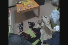 Invasion In the early 20's, clean and clean girl's room