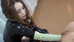 Queen-like training department Part2 lecturer Galaxy mistress jade, anal torture