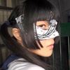 [Masked cosplay] × [Aoi Ichigo] Veteran anus of masked girl hidden behind Burma MASK00006d