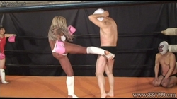 【MistressLand】最強女トレーナー達の鉄拳制裁 #004