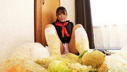 ♦ ️ [Crash # 42] ⭐️ Sailor Mineo's delicious crash ❗️ Loafers / white socks / barefoot