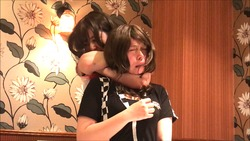 [Maji fainting one after another! Shimmering Competition] Ms. Yuri-Chan, Sarah-Chan, Kurumi-Chan Hen