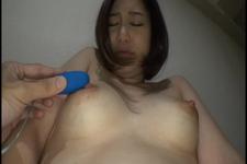 感度抜群!!黒髪ショートカット妊婦妻