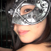 【Masked Cosplay】 × 【One Itsuu Suzu】 Anal sweeping the swimsuit and watching anal MASK00002A
