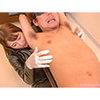 [Tickled · M man tickling] tickled M eroticism series software training Hen [Komo Momoka]