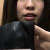 黒髪お嬢様たちのマン汁ベットリ汚パンティー #012