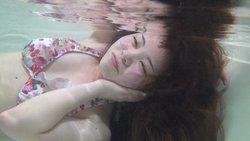 ゆめバスタブ水中シーン41