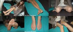 Street legs&socks snaps photos & movie Shino
