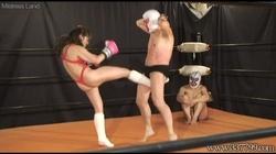 【MistressLand】最強女トレーナー達の鉄拳制裁 #005