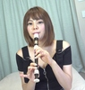 ①Imai Anju Recorder Dismantling Perogcho Licking & Dildo Pseudo Blow! High viscosity brim! Sticky erotic meat tongue!
