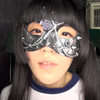 [Masked cosplay] × [Aoi Ichigo] embarrassed mouth of Lolita pretty girl ※ numerous treatment marks of teeth MASK00006a