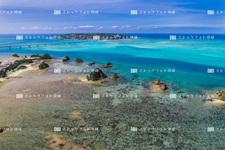 空撮/古宇利島 K0255