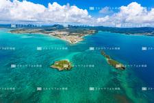 Aerial photography / Northern / Henoko Kawasaki HN011
