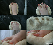[Video] Sole treasure hall ★ Wheat clay footprint ☆ Seika