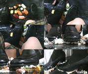 [Video] Sole treasure hall ★ Black High Socks Sushi Crush ☆ Seika