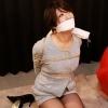 Photoset[#2046] The Entrapped Secretary - Yoko Kitazawa in Distress