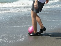 Wet&Messy Shoes画像集042