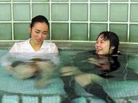 先輩と後輩の戯れ(Wet Girls 09B2)