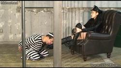 【MistressLand】空腹と射精管理で女看守に支配されていく囚人 #003