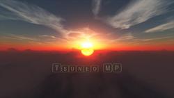 Image CG Sunrise Cloud