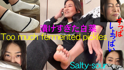 Foot odor Stinky foot 41