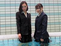 情熱水泳補習(Wet Girls 10A2)