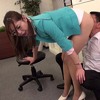 Tall Busty Sales OL Milf Is In-House Sexual Desire Processing
