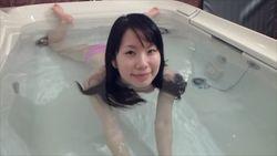 Azusa bathtub underwater scene 51
